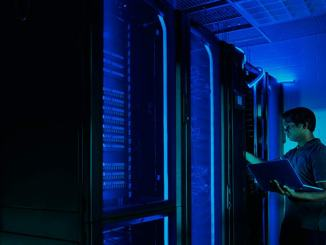 Datacenter green Infinidat