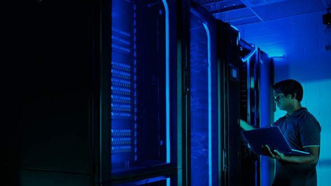 Datacenter green Infinidat