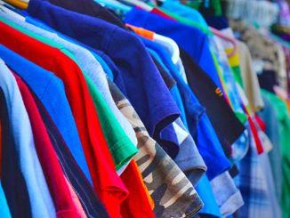 Valorizzare gli abiti usati