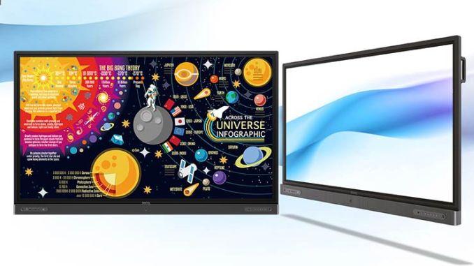 Display interattivi BenQ