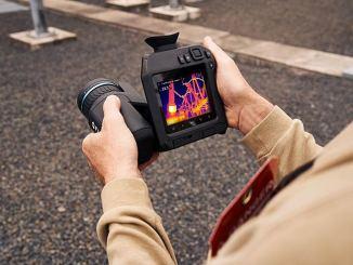 Termocamera FLIR T865