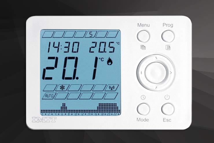 OpenTherm: comunicazione per caldaie, condizionatori e termostati