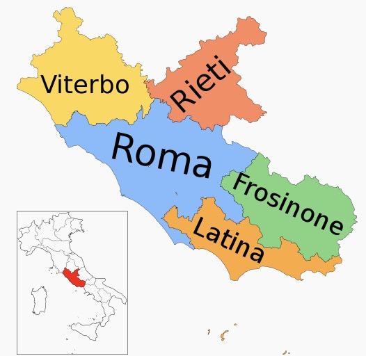 Rilascio Patente Lazio