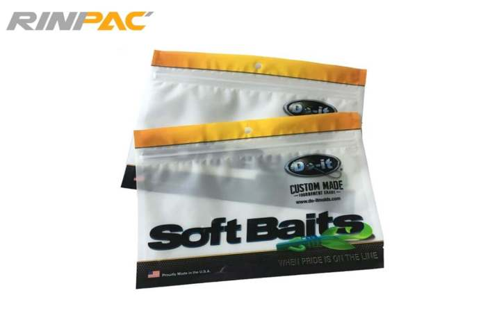 Fishing lure bait Packaging bags - PRODUCTS