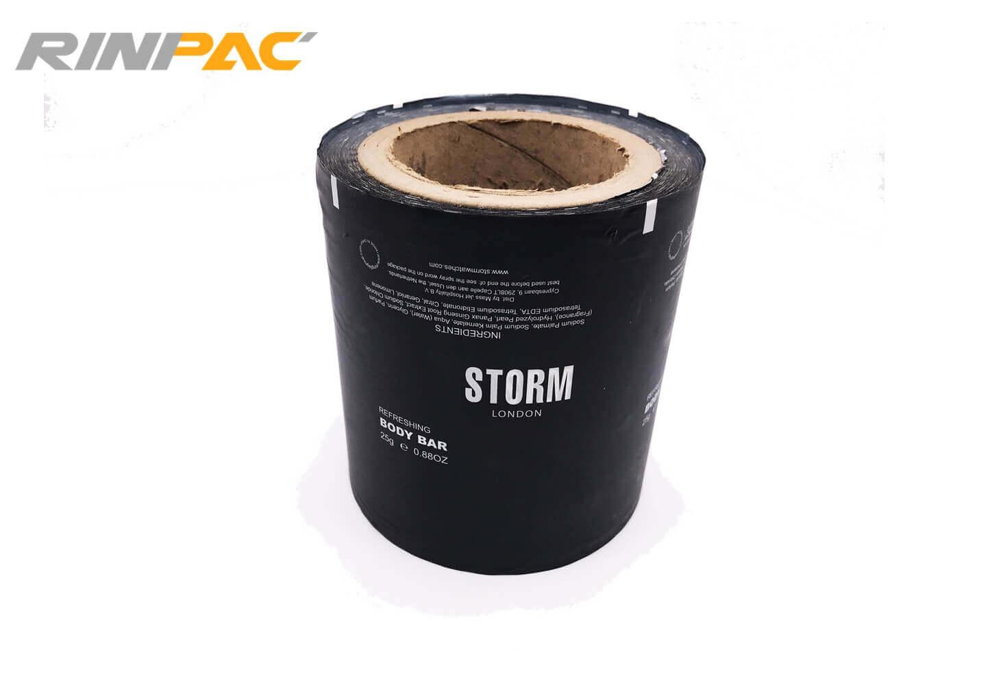 RinPAC Rollstock or Roll Film 1 - Flexible packaging films