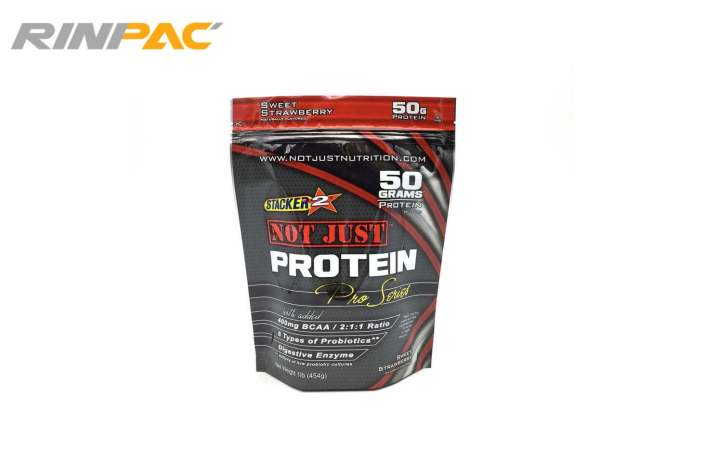 RinPAC Whey Protein Powder Packaging 1 - PRODUCTS