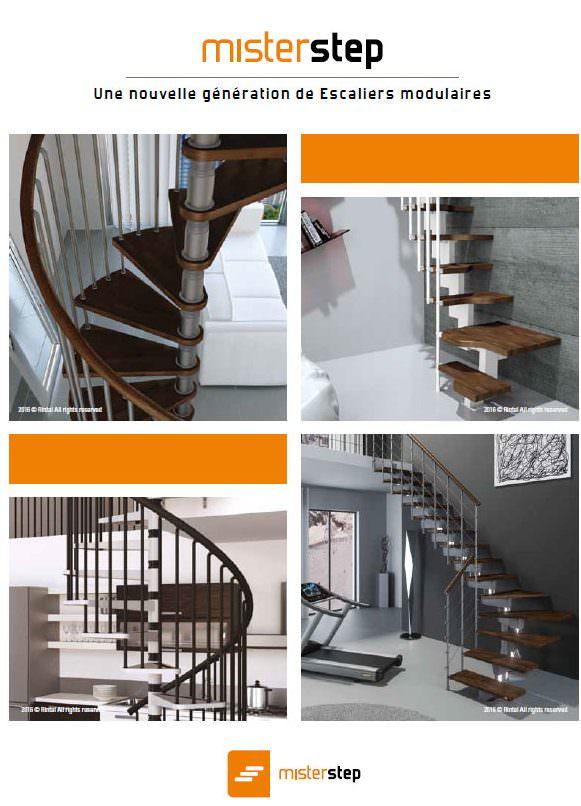 Escaliers Pas Chers Rintal La Gamme Misterstep