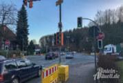 Baustelle Steinbergen: Hinweise und Infos für Verkehrsteilnehmer zur Baumaßnahme am Steinberger Kreuz
