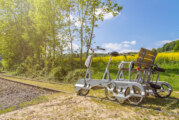 In den Frühling fahren: Draisinen-Saison in Rinteln startet am 29. März