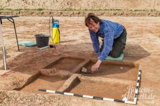 12 rintelnaktuell kohlenstaedt archeologie ausgrabungen windkraftanlagen vorbereitung bau boden knochenfund windrad