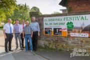 """20. """"Irish-Folk Festival"""" im Kloster Möllenbeck: Wiedersehen mit """"Harry Welling & Friends"""""""
