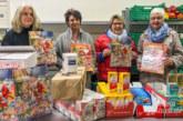 Dank DRK Ortsverein: Lebensmittelspende für Rintelner Tafel