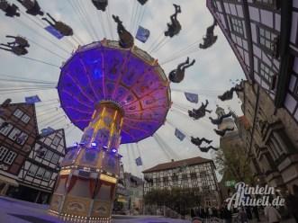 07 rintelnaktuell messe rintelner herbstmesse 2017 kirmes rummelplatz fahrgeschaefte riesenrad autoscooter wellenflug kettenkarussell