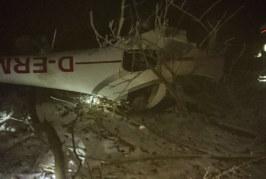 Abgestürztes Flugzeug bei Coppenbrügge gefunden: Pilot ums Leben gekommen
