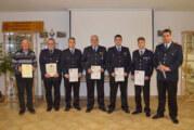 Zahlreiche Einsätze für Feuerwehr Steinbergen in 2017