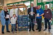 Lions Club und Marktkauf unterstützen Rintelner Tafel