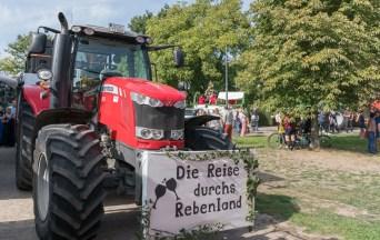 11 rintelnaktuell ernteumzug moellenbeck ernte dorfgemeinschaftsfest erntewagen 2018