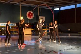 17 rintelnaktuell vtr vereinigte turnerschaft rinteln turnschau 2018 winterwunderland sport gruppen darbietung vorstellung kreissporthalle burgfeldsweide