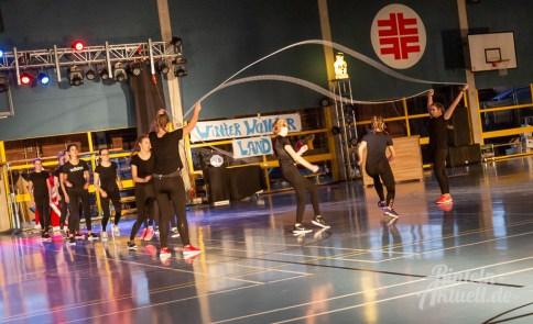 18 rintelnaktuell vtr vereinigte turnerschaft rinteln turnschau 2018 winterwunderland sport gruppen darbietung vorstellung kreissporthalle burgfeldsweide