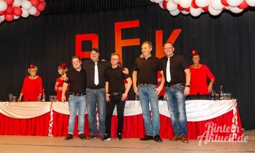08 rintelnaktuell rfk rintelner frauenkarneval brueckentorsaal prunksitzung elfenrat 2019 20 jubilaeum