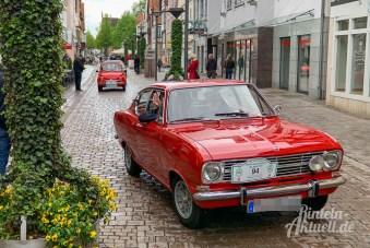 02 rintelnaktuell oldtimer weserbergland fahrt 2019 auto motorrad historisch rinteln innenstadt adac motor club