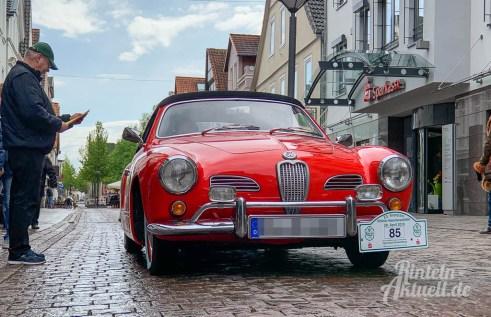 04 rintelnaktuell oldtimer weserbergland fahrt 2019 auto motorrad historisch rinteln innenstadt adac motor club