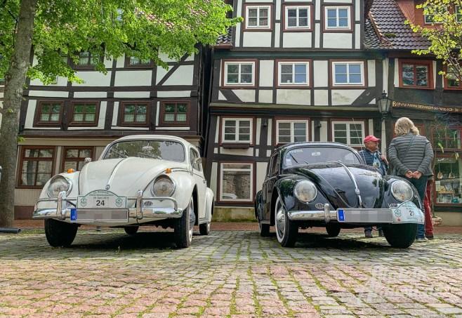 25 rintelnaktuell oldtimer weserbergland fahrt 2019 auto motorrad historisch rinteln innenstadt adac motor club
