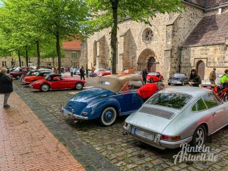 33 rintelnaktuell oldtimer weserbergland fahrt 2019 auto motorrad historisch rinteln innenstadt adac motor club