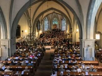 02 rintelnaktuell lobgesang konzert nikolaikirche rinteln oratorien chor saenger_