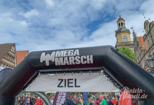13 rintelnaktuell megamarsch weserbergland wandern 2019 marktplatz event veranstaltung