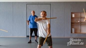 01 rintelnaktuell kerlgesund maennersporttag bkk24 kreissportbund ksb fitness modern arnis bootcamp kanu klettern bewegung aktion 22.6.19