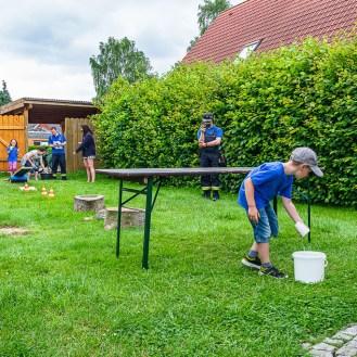 05 rintelnaktuell feuerwehr exten orientierungsmarsch kinderfeuerwehren landkreis schaumburg jubilaeum