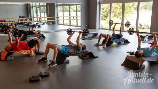 34 rintelnaktuell kerlgesund maennersporttag bkk24 kreissportbund ksb fitness modern arnis bootcamp kanu klettern bewegung aktion 22.6.19