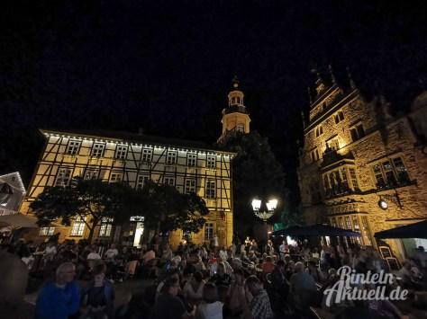 11 rintelnaktuell altstadtfest 2019 samstagabend openair tanz feier musik party bands unterhaltung innenstadt nacht