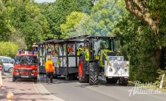 13 rintelnaktuell moellenbeck erntefest 2019 erntewagen ernteumzug dorf feier party