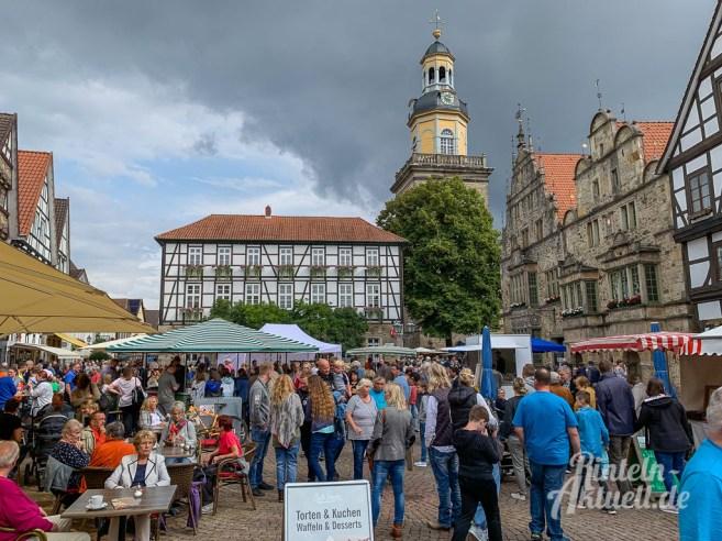 22 rintelnaktuell oeko bauernmarkt innenstadt city altstadt 8.9.2019 landwirtschaft essen trinken