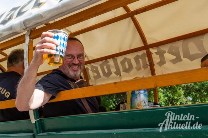 41 rintelnaktuell moellenbeck erntefest 2019 erntewagen ernteumzug dorf feier party