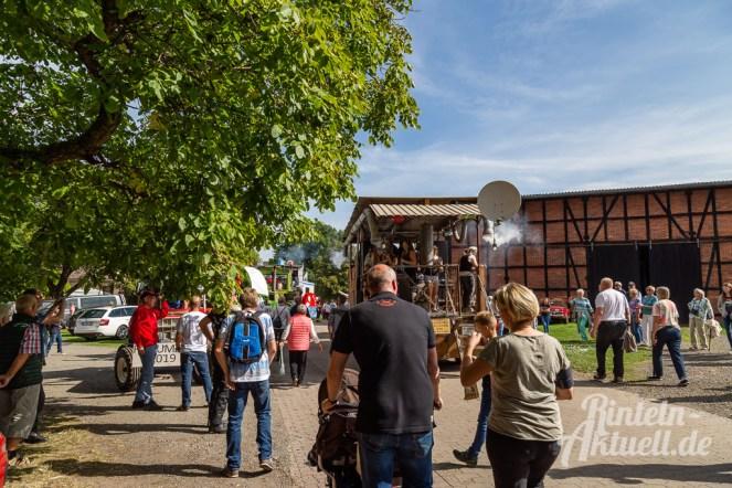 42 rintelnaktuell moellenbeck erntefest 2019 erntewagen ernteumzug dorf feier party