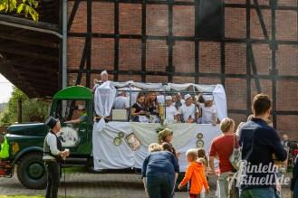 47 rintelnaktuell moellenbeck erntefest 2019 erntewagen ernteumzug dorf feier party