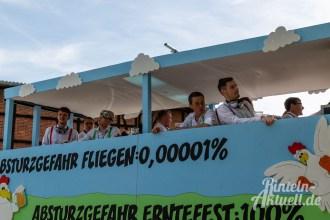 82 rintelnaktuell moellenbeck erntefest 2019 erntewagen ernteumzug dorf feier party