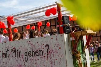 83 rintelnaktuell moellenbeck erntefest 2019 erntewagen ernteumzug dorf feier party