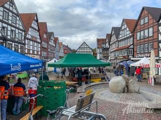 09 rintelnaktuell rintelner apfelmarkt 2019 marktplatz innenstadt event veranstaltung