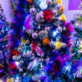 16 rintelnaktuell weihnachtsbaum winter wunderland jeromin volksen dekoration rekord schmuck