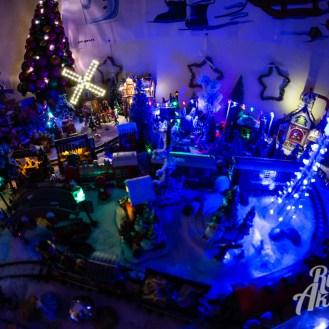 28 rintelnaktuell weihnachtsbaum winter wunderland jeromin volksen dekoration rekord schmuck