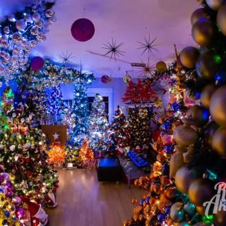 31 rintelnaktuell weihnachtsbaum winter wunderland jeromin volksen dekoration rekord schmuck