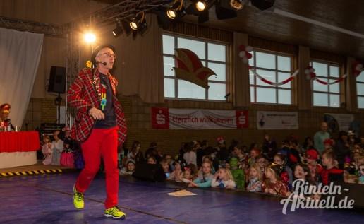 17 rintelnaktuell rcv kinderkarneval carnevalsverein 16.02.2020 mehrzweckhalle todenmann