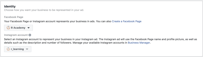 Connect Instagram to Facebook Ads