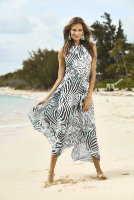 Tanzania Hampton Maxi Dress
