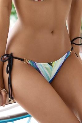 Oasis Detail String Tie Bottom