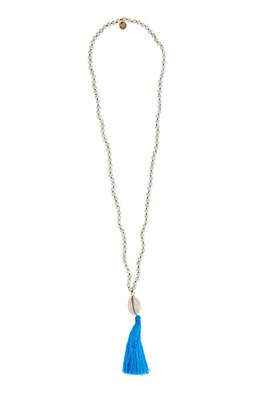 Turquoise Santorini Necklace